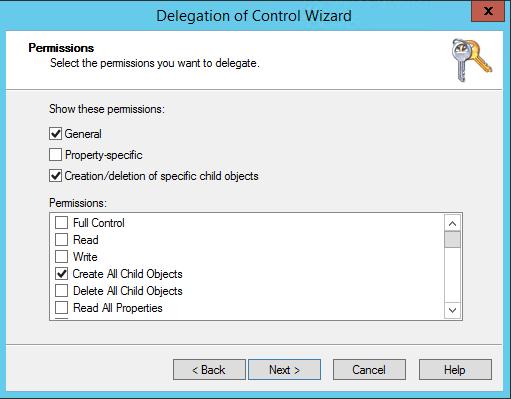 SQL Server AlwaysOn - Delegation permissions