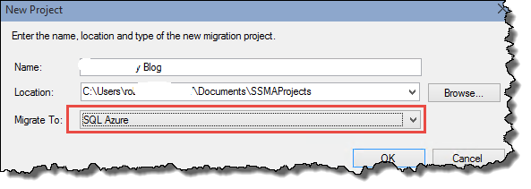 WordPress on Azure - Migration tool setup